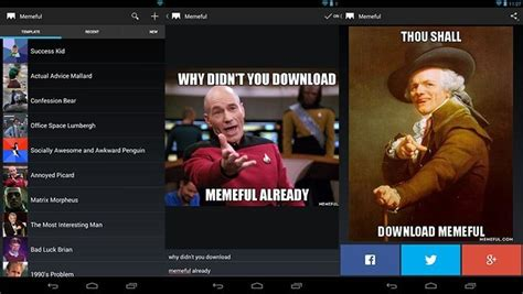 10 best meme generator apps for Android | VonDroid Community