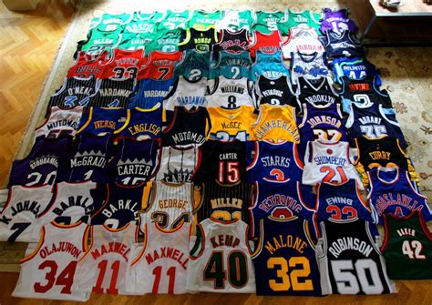 10 Best NBA Jerseys of All Time   DraftKings Playbook