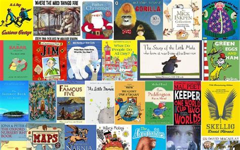 100 best children s books of all time