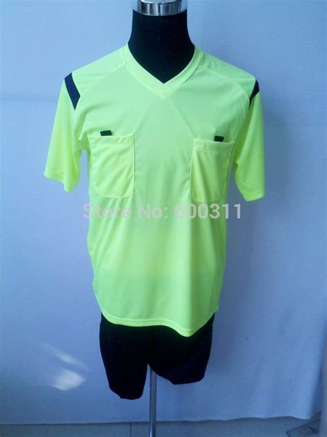 2016 Fary Play World cup Soccer referee uniform Men Sports ...