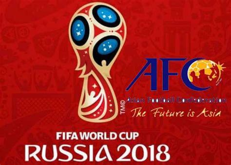 2018 FIFA World Cup Asia Qualifiers Match Fixtures, Teams ...