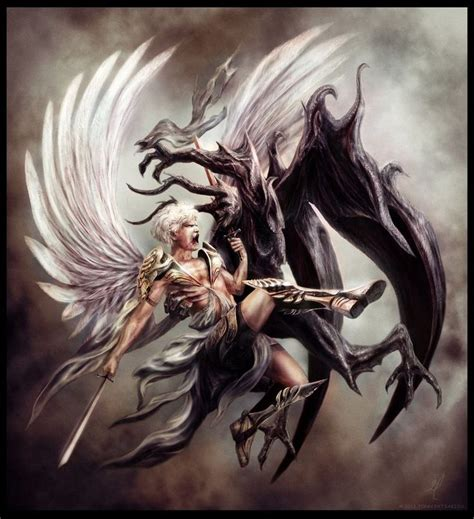 207 best angels and demons images on Pinterest | Angels ...