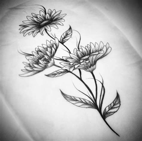 21+ Flower Drawings, Art Ideas, Sketches   Design Trends ...