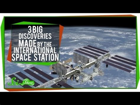 3 Big Discoveries Made by the International Space Station ...