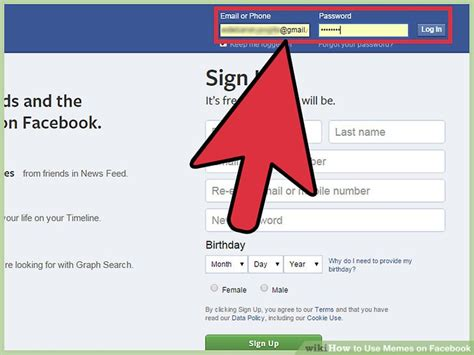 3 Ways to Use Memes on Facebook   wikiHow
