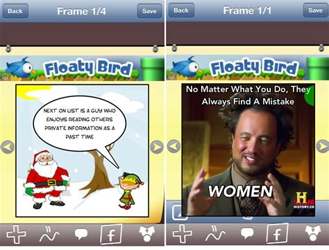 4 Free iPhone Apps To Create Comic Strips
