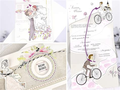 5 Tendencias de Invitaciones de Boda 2018 | Blog de ...