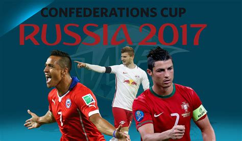 5 things to look out for at the 2017 FIFA Confederations Cup