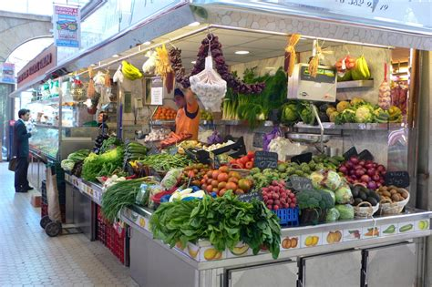 A picnic from the Mercado Central   in Valencia | Heather ...