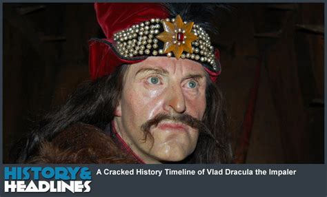 A Timeline of Vlad Dracula the Impaler   History and Headlines