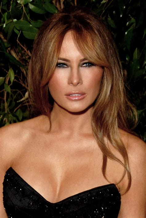 About: Melania Trump
