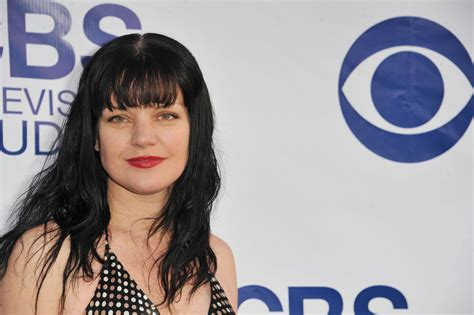 Actress Pauley Perrette departing  NCIS  after 15 seasons