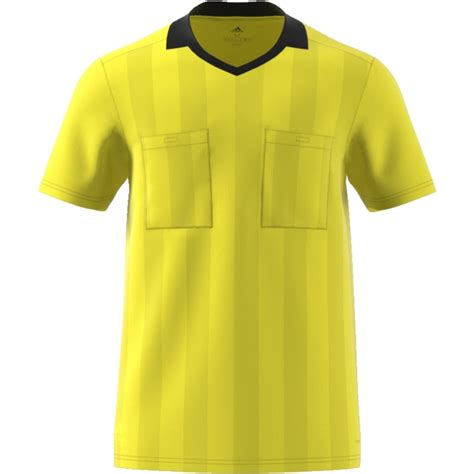 adidas Referee jersey 2018   shock yellow shock yellow ...