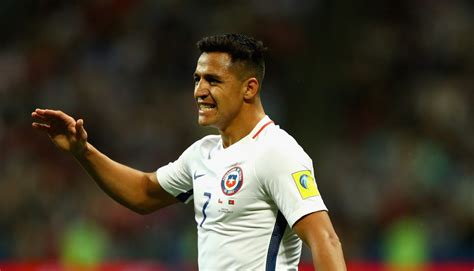Alexis Sanchez Wants to Play in This South American ...