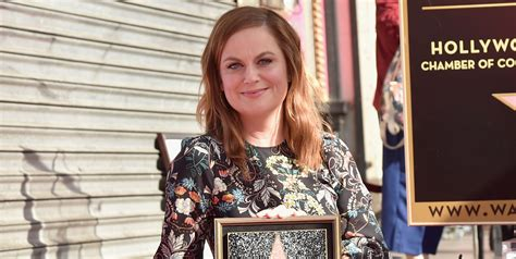 Amy Poehler Receives Her Star on the Hollywood Walk of ...