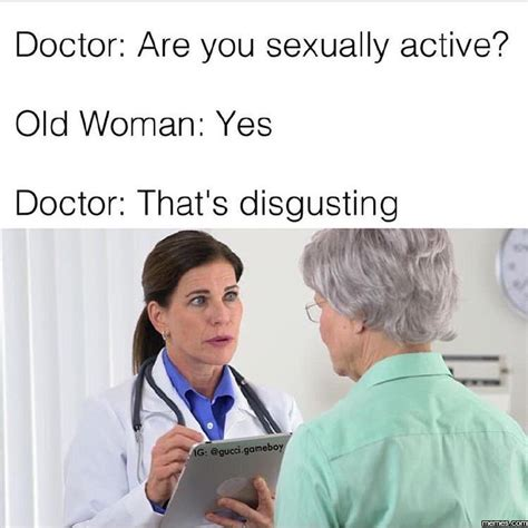 Are You Sexually Active? | Know Your Meme