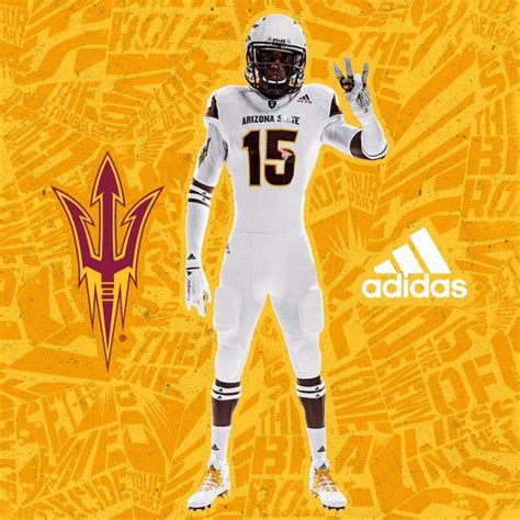 Arizona State the latest to unveil new uniforms for 2015 ...