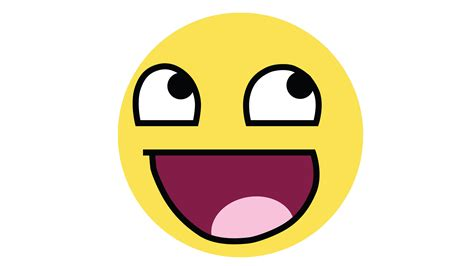 Awesome Face / Epic Smiley | Know Your Meme