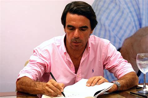 Aznar would support Pablo Casado for the Presidency of ...