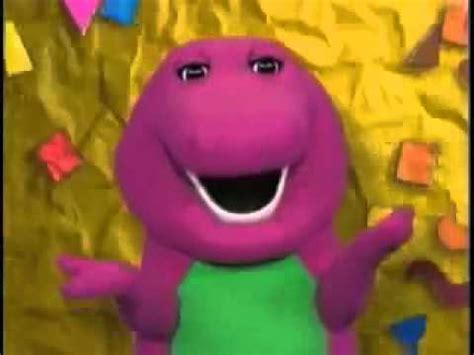 Barney Says Segment  E I E I O    YouTube