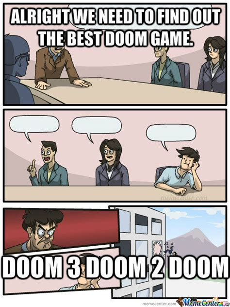 Best Doom Game by memedudes1234   Meme Center