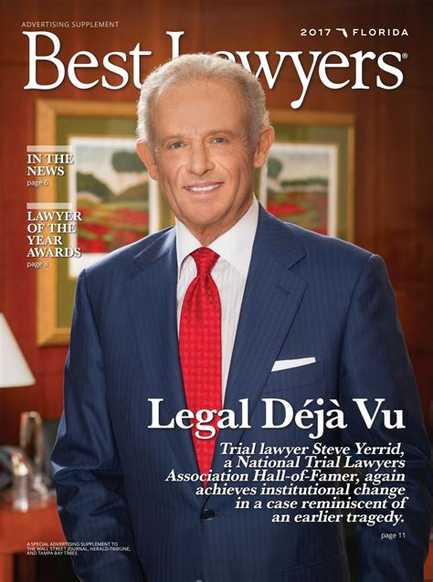 Best Lawyers in Florida: Tampa Edition 2017 by Best ...