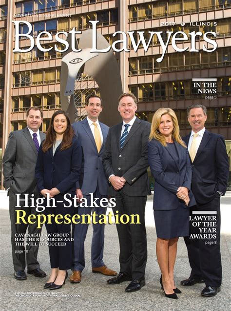 Best Lawyers in Illinois 2017 by Best Lawyers   Issuu