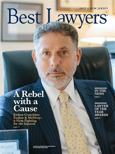 Best Lawyers in New Jersey 2017 by Best Lawyers   issuu