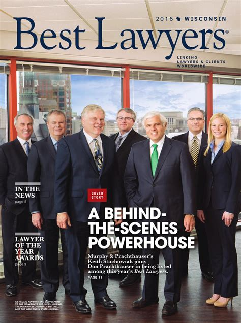 Best Lawyers in Wisconsin 2016 by Best Lawyers   issuu
