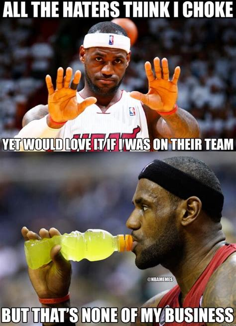 BEST NBA MEMES OF ALL TIME image memes at relatably.com