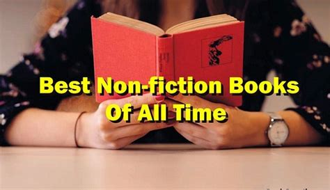 Best Non Fiction Books of all Time  100 books Everyone ...
