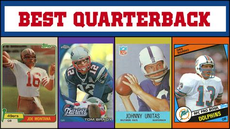 Best quarterback of all time?   netivist
