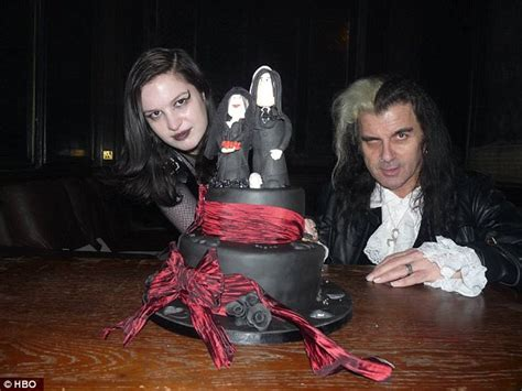Brit  vampire  couple say they want other people to ...