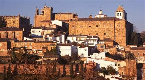 Cáceres, the most splendorous past. Extremadura in Spain ...