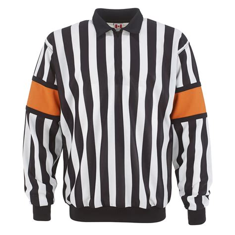 Ccm Referee Jersey Red   Long Sweater Jacket