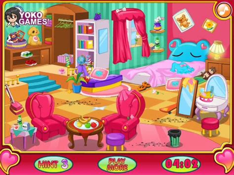 Clean My Room video for kids Cleaning Game Girls Games ...