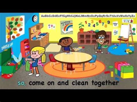 Clean Up is Fun Children s Cleaning Song Kids Songs by The ...