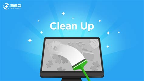 Clean up junk files and get more space | 360 Total ...