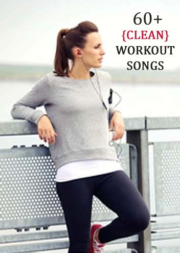 {Clean} Workout Playlist! 60 Songs | CLEAN WORKOUT MUSIC ...