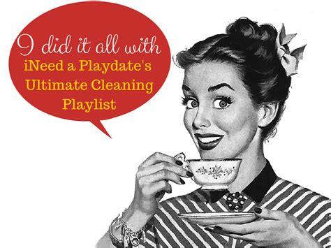 Cleaning House: Cleaning House Playlist