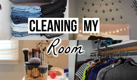 Cleaning My Room 2016   YouTube