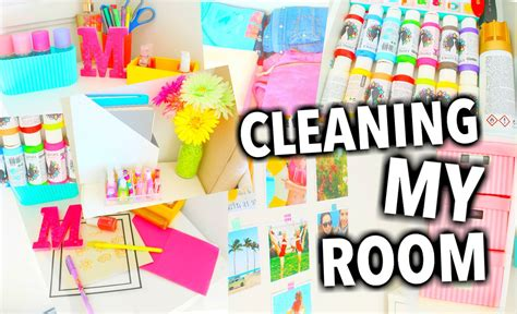 Cleaning My Room & The Best Organization Tips!   YouTube