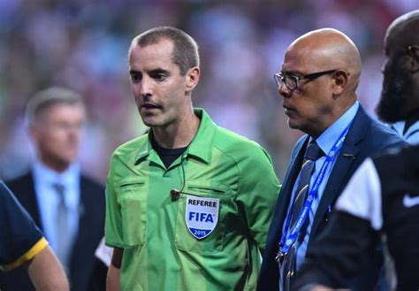 CONCACAF says ref Mark Geiger admits Gold Cup errors   NY ...