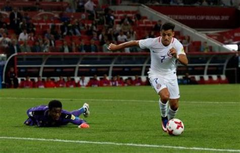 Confederations Cup: Alexis Sanchez Late Assists Sink ...