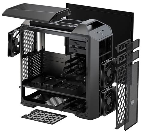 Cooler Master targets next gen modularity with MasterCase ...
