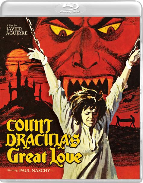 Count Dracula s Great Love Blu ray Review