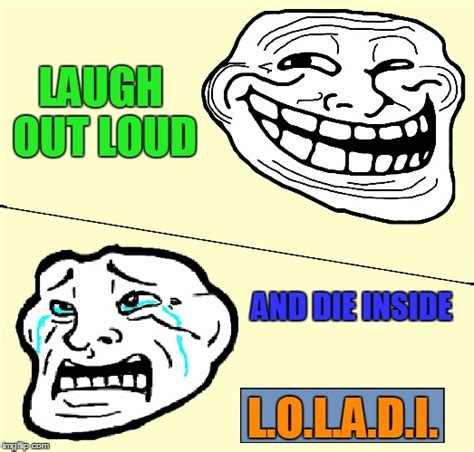 crying troll face   Imgflip