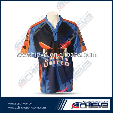 Custom Sublimated American Rugby Jerseys For Sale   Buy ...