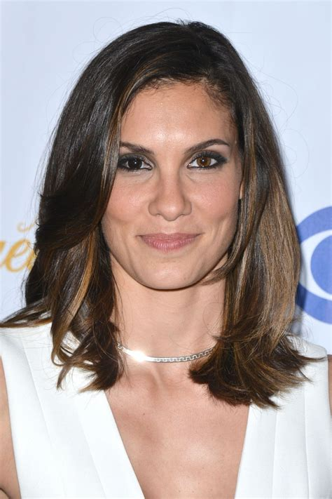 DANIELA RUAH at 2015 CBS Summer Soiree in West Hollywood ...
