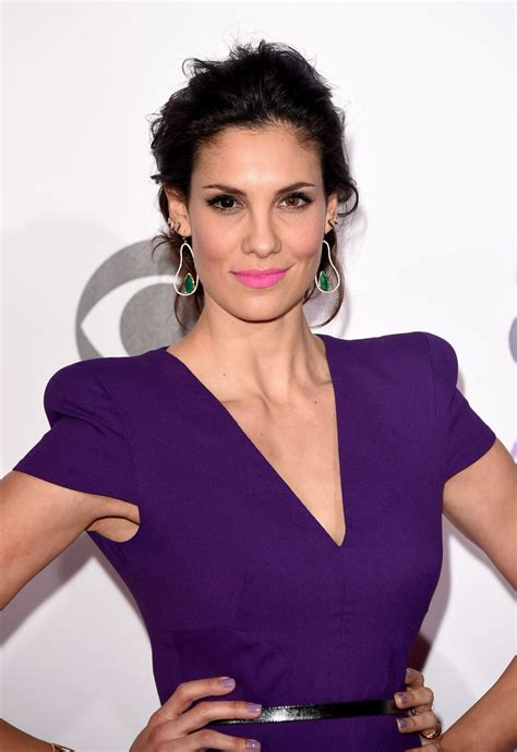 DANIELA RUAH at 2015 People s Choice Awards in Los Angeles ...